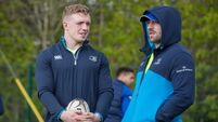 Jack Conan could be fit for Saracens quarter-final; Dan Leavy not far behind