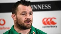 Cian Healy within touching distance of joining Irish rugby's centurion club