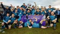 Kilfeacle: The All-Ireland junior rugby champions with grand ambitions