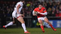 Joey Carbery's season in doubt after further surgery
