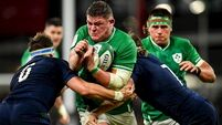 Fortune favours Farrell as old failings haunt 'new' Ireland