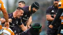 Leaders Leinster storm to victory over Cheetahs