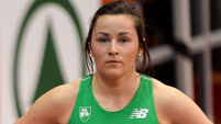 Phil Healy leads Irish team of four for World Indoor Championships