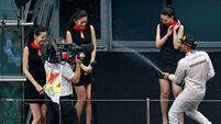'We don't believe the practice is appropriate': Formula One to stop using grid girls