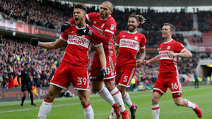 Dismal performance from Sunderland as Middlesbrough win out