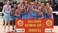 DCU deny Glanmire a fifth women's basketball title in a row by smallest of margins