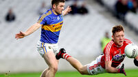 Liam McGrath stars as Tipperary dominate Cork
