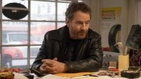 Breaking Bad's Bryan Cranston: 'Every movie should be anti-war'
