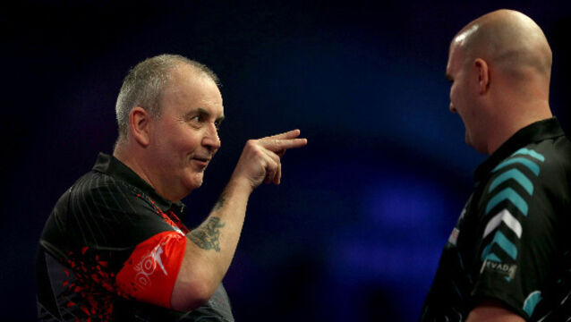 Latest: Rob Cross denies Phil Taylor a fairytale finish by claiming first World Championship