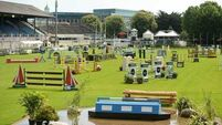 Dublin's Lord Mayor officially opens this year's Dublin Horse Show at the RDS