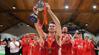 Black Amber Templeogue win Hula Hoops National Cup