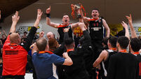 Ballincollig win out over Killorglin in President's Cup final