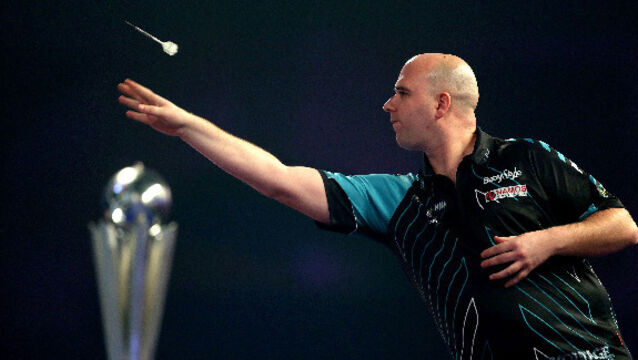 Rob Cross: The former electrician who turned off the Power