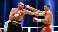 Tyson Fury fails to show for anti-doping hearing casting doubt on his return to the ring