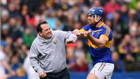 Jason Forde 'guilty by association' following clash with Davy Fitz, says Tipp secretary
