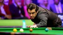 Murphy makes life tough for O'Sullivan in UK championship final