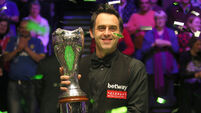 Ronnie O'Sullivan earns share of the records after sixth UK Championship title