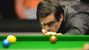 Ronnie O'Sullivan reawakens to power into quarter-finals in Glasgow