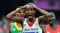 Mo Farah upsets the odds to win BBC Sports Personality of the Year