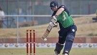 Stirling effort helps Ireland to victory