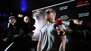 WATCH: Conor McGregor apologises for homophobic remark