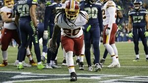 Gridiron review: Washington topple Seahawks, 49ers lose to Cardinals