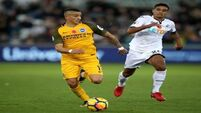 Brighton inflict more home misery on struggling Swansea