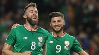 Shane Long ruled out of Ireland's crucial clash with Wales