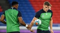 Ringrose's Six Nations ambitions curbed