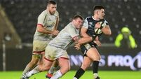 Ospreys hold off Ulster fightback