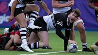 Prendergast kicks Newbridge into Leinster Senior Cup semis