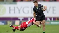 Scarlets deliver a winning start for Mooar with win over Connacht