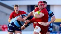John Hodnett latest to fly west Cork flag with Munster