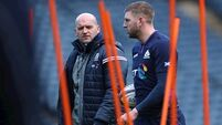 Gregor Townsend: Scotland's standards won't change for Finn Russell