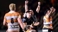 Sam Davies the hero for Dragons in scrappy clash with Cheetahs