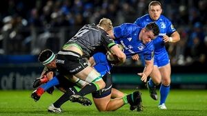James Ryan adds to Andy Farrell's injury headaches