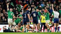 Tom Savage's Ireland player ratings from narrow Scotland win