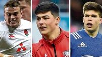Three young guns to watch for in Six Nations