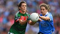 Heartbreak for Mayo as late goals help Dublin win All-Ireland Ladies Football final