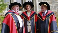Sonia O'Sullivan awarded Honorary Doctorate at DCU