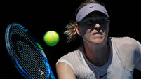 Maria Sharapova knocked out of Australian Open in brutal loss