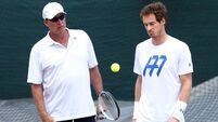 Andy Murray and Ivan Lendl split for second time