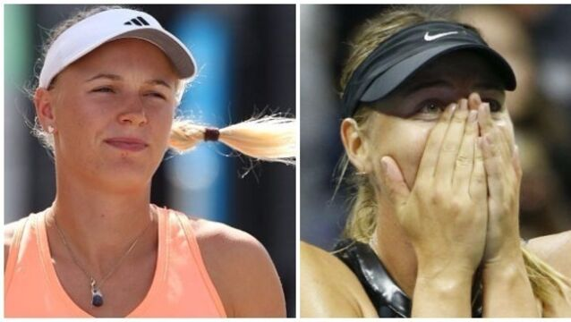 Sharapova hits back at Wozniacki: All that matters to me is I'm in fourth round