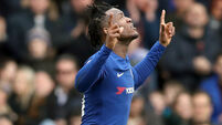 Chelsea stroll into next round of FA Cup courtesy of Michy Batshuayi brace
