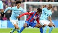 Crystal Palace v Manchester City - Premier League - Selhurst Park