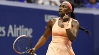New faces at US Open final as Sloane Stephens progresses to face Madison Keys