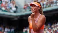 Maria Sharapova forced out of Cincinnati event with arm problem