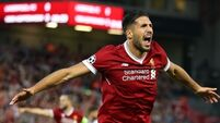 Juventus admit they're finding it hard to sign Liverpool's Emre Can