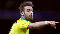 Norwich City captain 'injured himself leaving his car'