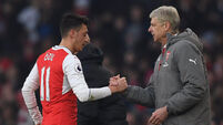 Mesut Ozil and Laurent Koscielny doubtful for Arsenal